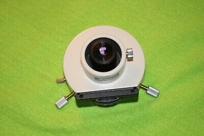 Nikon Microscope Aperture Control From Microscope To Camera