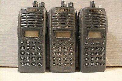 Relm Portable Radio Rpv599a Def