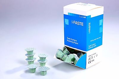 Prophy Paste Professional Prophylaxis Polishing Paste 100x2g Single Dose Cups