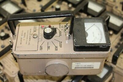 Ludlum Model 5 Survey Meter