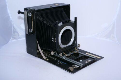 "Vintage Linhof 5x7 Standard ""Luftwaffen-eigentum"" German Air Force Field camera"