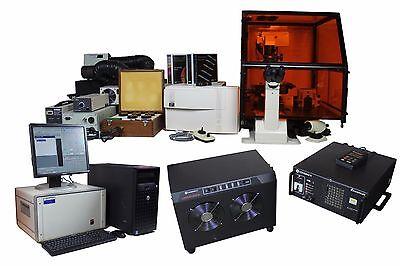 Bio Rad Mrc 1024 Laser Scanning Confocal Imaging Microscope System Nikon Diaphot