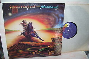 The-Graeme-Edge-Band-Feat-Adrian-Gurvitz-Kick-Off-Your-Muddy-Boots-LP-NM-Vinyl