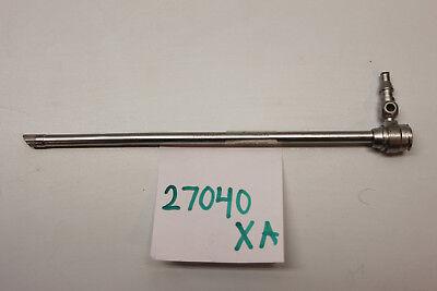 Karl Storz 27040xa Resectoscope Sheath 26fr Sheath For 27040 Sdsl