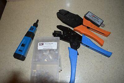 Ideal - Paladin 1300 Crimper Tool Lot