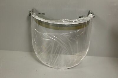 US Military Riot Face Shield Assembly, NSN 4240-01-182-6406, MFF-1, New! Face Shield Assembly