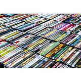 Lot of 75 Used ASSORTED DVD Movies 75-Bulk DVDs Used DVDs Lot Wholesale Lots