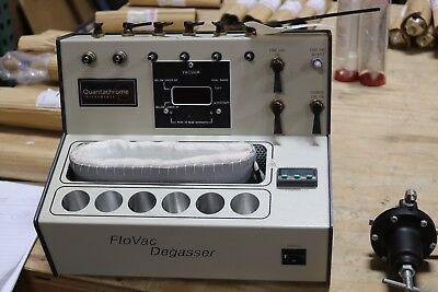 Quantachrome Flovac Degasser Excellent