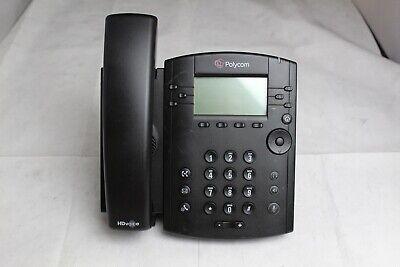 Lot Of 10 Polycom Vvx 310 Gigabit Office Ip Phones 2201-46161-001 C-grade