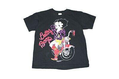 Betty Boop Biker Betty/'s Motorcycle Motor Cycle Club Licensed Tee Shirt S-3XL