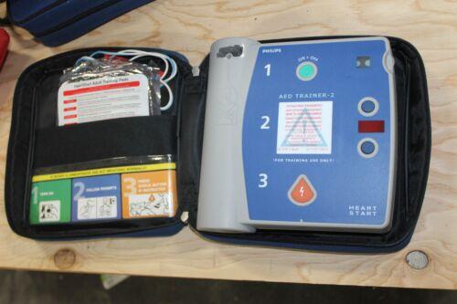 Laerdal Philips AED Trainer 2 Heartstart M3752A