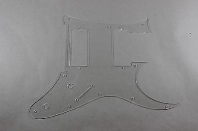 Clear Acrylic Pickguard Fits Ibanez (tm) Universe UV UV777 7 String- HXH for sale  Plainfield