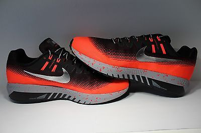 NIKE STRUCTURE SZ 12 NEW 100% AUTHENTIC INFRARED RUNNING MAX LUNAR VAPOR FLYKNIT