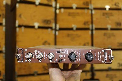 Ortec Egg Nim Bin 460 Delay Line Amplifier