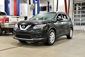 2015 Nissan Rogue S * BLUETOOTH * CLIMATISATION * CAMERA