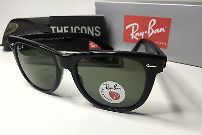 Ray Ban Original Classic Wayfarer Sunglasses -  RB 2140 Polarized Lenses