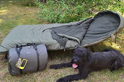 DAM Mad Relax Sleeping Bag Karpfen Schlafsack Schlaf Sack Camping Liege