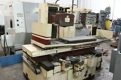 16 X 40 Chevalier 3axis Horizontal Surface Grinder Yoder 68114