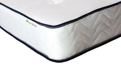 eXtreme Comfort Single Mattress 3ft Single Reflex Sprung Ortho Mattress 90x190cm