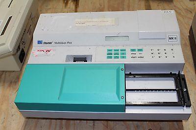 Labsystems Titertek Multiskan Plus Mkii Mk Ii  Microplate Reader