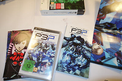 Sony PSP   Portable  Spiel P3P - Persona 3 Portable