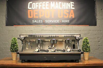 Rancilio Classe 6 - 3 Group Commercial Espresso Machine