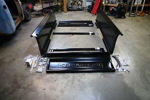 Complete BED KIT Chevy 1947 - 1951 Chevrolet Short Wood Bed Stepside Steel