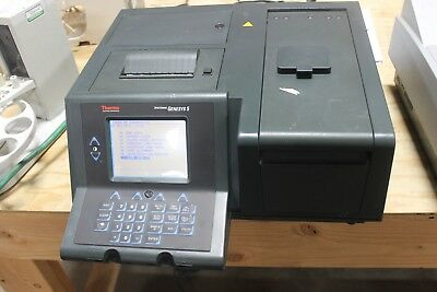 Thermo Spectronic Genesys 5  Uv-visible Spectrophotometer