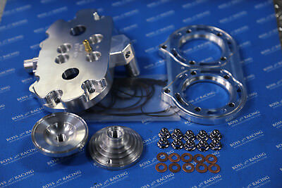boss racing yamaha banshee 350 head hi flow kit engine motor 19cc domes