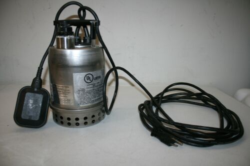 """Honda WSP33 1-1/4"""" Submersible Utility Pump w/ Float Switch 40 GPM - WSP33K1AA"""