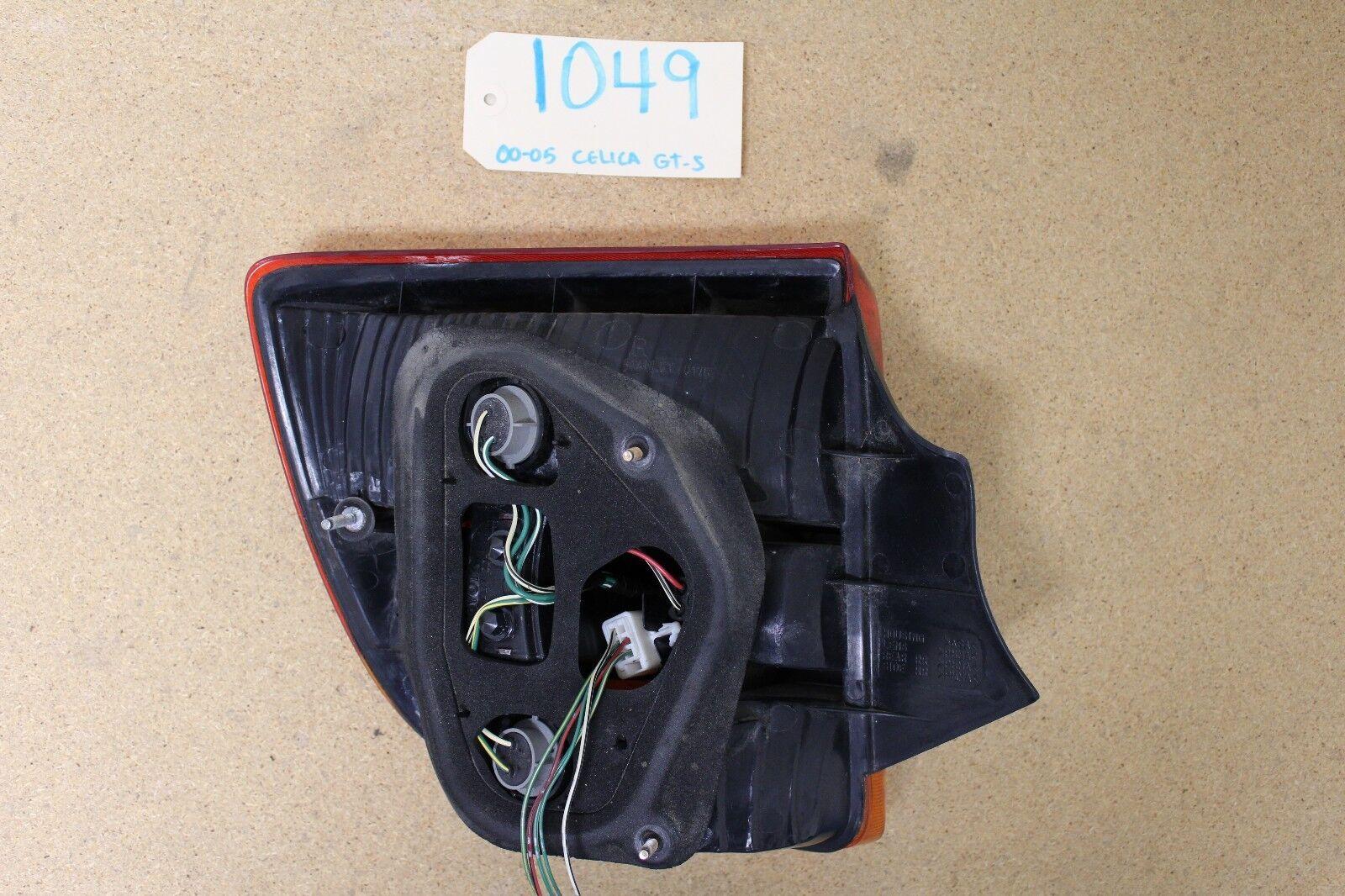 Used Toyota Celica Tail Lights For Sale 1973 Jdm 2000 2005 Gt Gts Zzt231 Oem Rear Brake Lamp