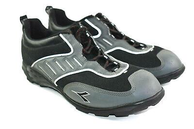 Diadora Negros con Cordones Montaña Ciclismo Zapato Hombre Talla 9.5