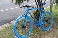 Fixie Bikes Blue or LightBlue/orange REDUCED FROM $310.00 Palm Beach Gold Coast South Preview
