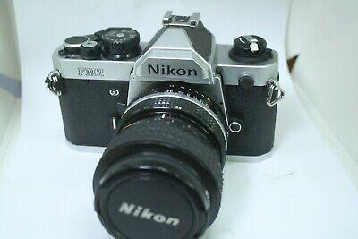 Nikon FM2N 35mm SLR Film Camera with   35-70mm