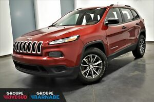 Jeep Cherokee SPORT AWD 3.2L V6 + CAMERA + ALLIAGE+++