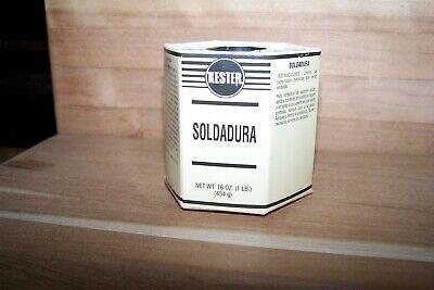 Kester Solder 6337 24-6337-8827 Flux245 No-clean 125 1-lb.