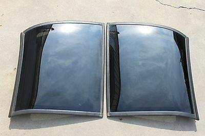 Camaro/Firebird Glass T-Tops Pair L&R Used OEM, used for sale  Easley