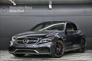 2015 Mercedes Benz E-Class E63 AMG 4MATIC, EDITION CARBONE
