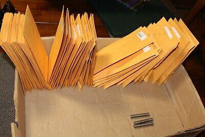 Meyer Pin Gauges Lot Of 104 Pcs. Meyer Pin Gages .073 - .487