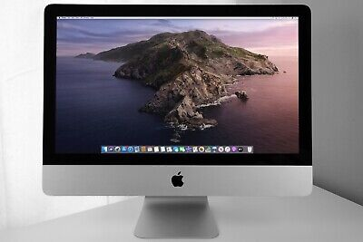 "Apple iMac 21.5"" 3.1 GHz Core i7 1TB Fusion 16GB RAM 1GB GFX 2013 STELLAR"