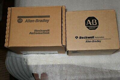 Allen Bradley Compactlogix Lot Of 1769-l35e 1769-pa4 New Open Box