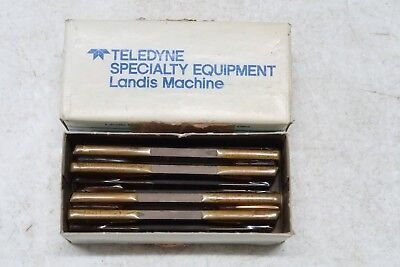 New Landis Teledyne Threading 96-073331 11.5p Npt 1.04 X 4 Sp 15 X .046 Chasers