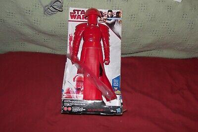 "Star Wars Kylo REN /& duel elite praetorian guard 12"" Electronic Action Figure"