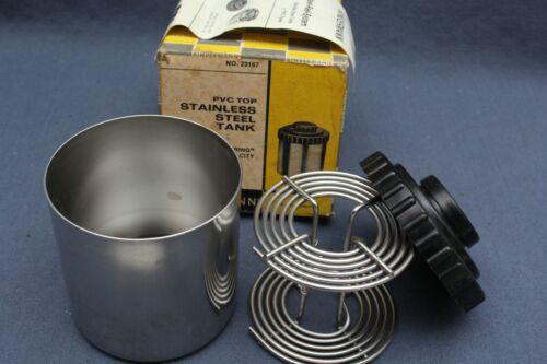 Kindermann #23167 Stainless Steel 18 oz. Developing Tank & Spool w/Box