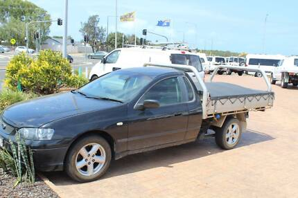2004 Ford Falcon Ute Bokarina Maroochydore Area Preview