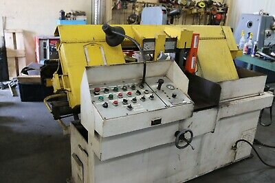 12 X 12 Doall Model C305a Automatic Horizontal Saw Yoder 68346