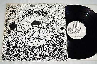 The Worsts - Understandin, Vinyl, LP, DE 1990,