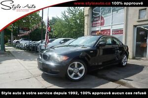 2010 BMW SERIE 128I CUIR TOIT OUVRANT