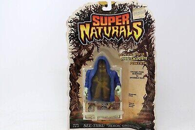 Super Naturals See-Thru Heroic Ghostling MOC Tonka