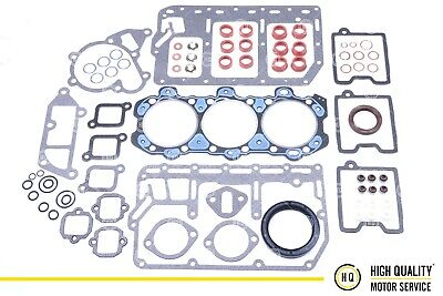 Engine Minor Rebuild Kit Overhaul Kit For Lister Petter Onan Lpw3 Dn3m.